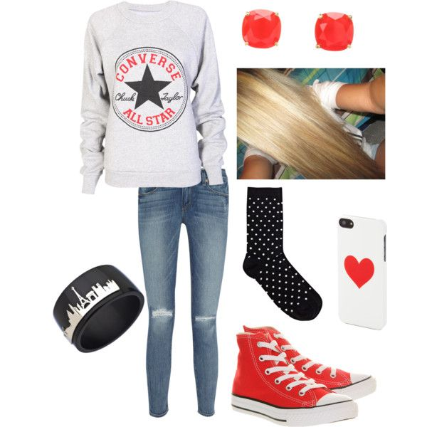 Converse outfit adorable