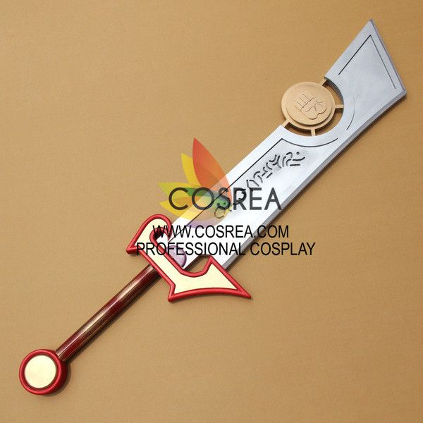 Item Detail World of Wacraft Ashbringer Cosplay Prop Includes - Prop Set Length - 120CM Important Information: Primary Material - EVA, PVC, Light Wood, PU Leather Safety - All props are made with conv