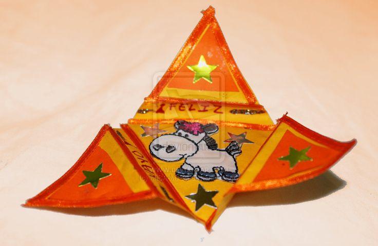 tarjeta en forma de estrella by MiSA-MiiSA.deviantart.com on @deviantART