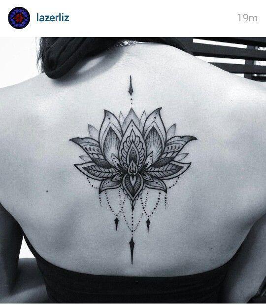 Lotus Tattoo ideas - Tattoo Designs For Women!