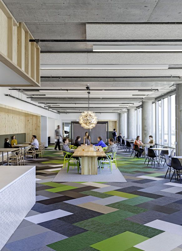 Work spaces looking over San Francisco bay  #ArchiJuice #OfficeDesign