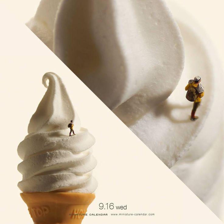 Nouvelles Miniatures quotidiennes de Tatsuya Tanaka (6)