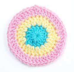 #crochet, free tutorial, invisable join, stitch, tecnique, #haken, gratis tutorial, onzichtbare kleurwissel, techniek, steek, haakpatroon