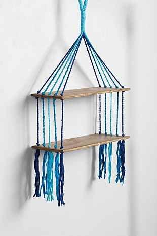 Magical Thinking Woven Hanging Shelf – Urban Outfi…