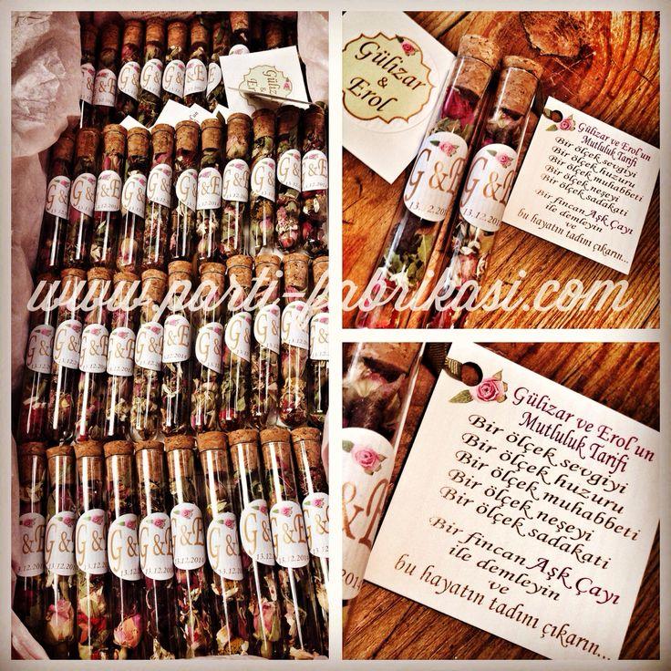 Wedding gift  Herbal tea