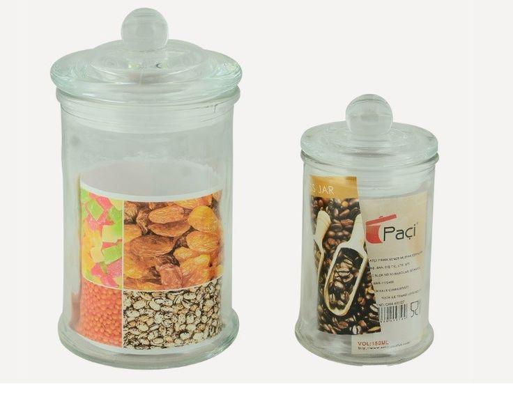 Küçük cam kavanozlar yiyeceklerinizin sağlıklı bir şekilde muhafaza edilmesini sağlar. Sadece 2,99 TL'ye Koçtaş online mağazasından bu ürünü satın alabilirsiniz. Ürüne ulaşmak iç