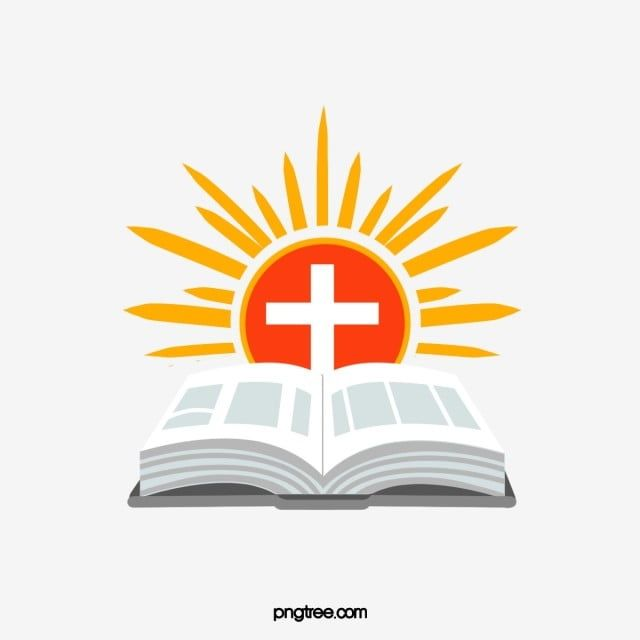 Opened Bible Cross Bible Cross Christianity Png Transparent Clipart Image And Psd File For Free Download Bible Illustrations Geometric Pattern Background Church Logo