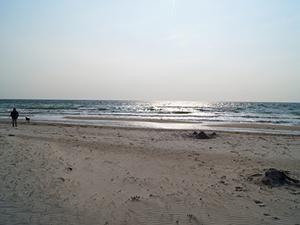 Jeg elsker vesterhavet. Luksushuse.