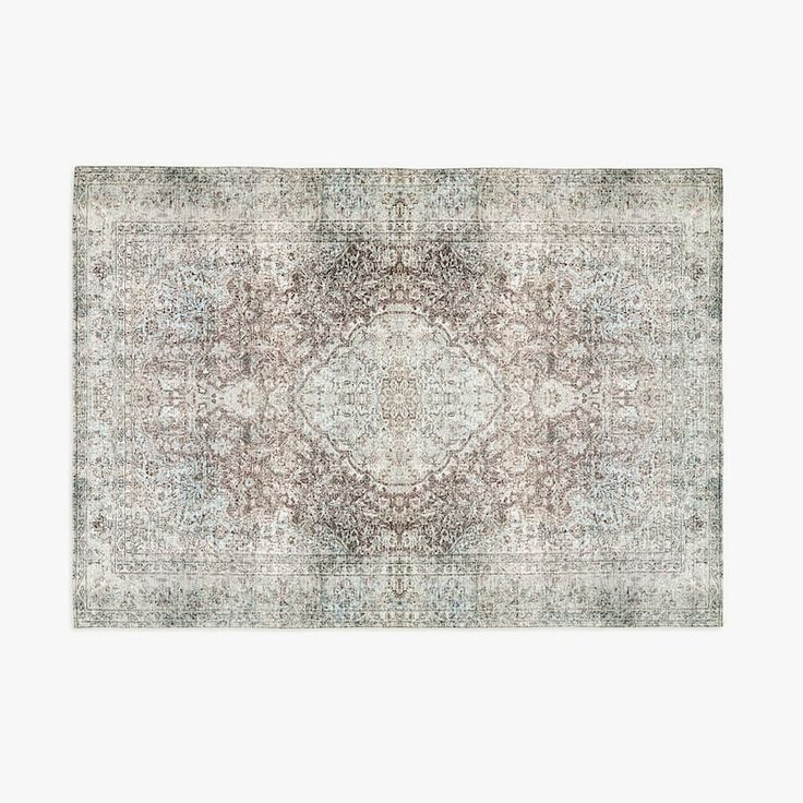 Image 1 of the product PRINTED OMBRÉ RUG Tappeti zara