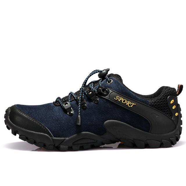 Men's Suede Hiking/Trekking Shoes