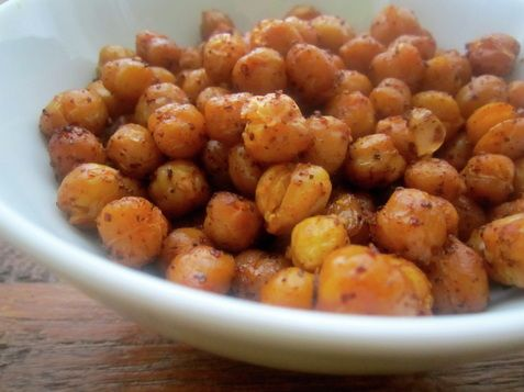 Chick's Peas Put down the potato chips! These salty, crunchy chickpeas make for a satisfying snack with none of the guilt. Makes an origina...