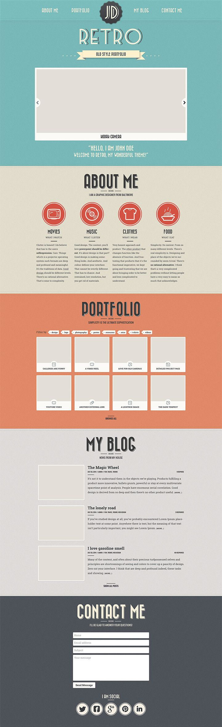 25 best images about psd site template on pinterest behance template and clothing stores for Pinterest template psd