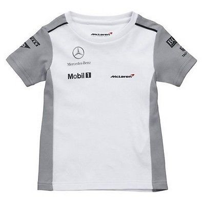 #T-shirt baby #formula one 1 team #mclaren f1 new kids 2014 medium 2-3 years,  View more on the LINK: 	http://www.zeppy.io/product/gb/2/122023891424/