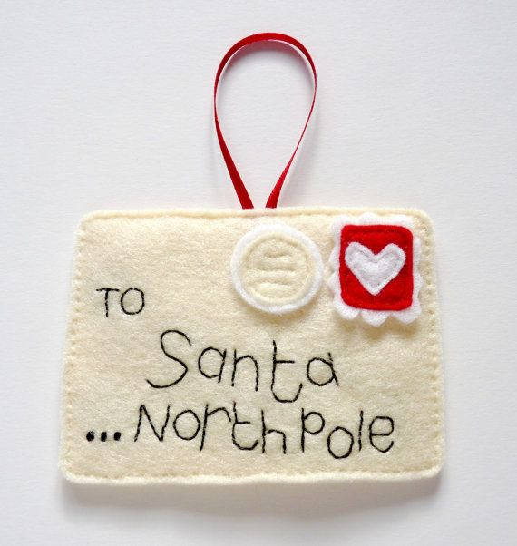 Custom Listing For Nicola Felt Christmas by HandmadebyKATuck