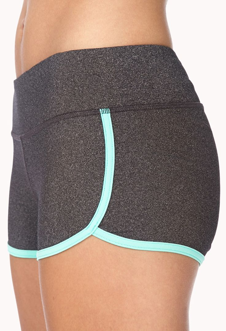 Skinny Dolphin Workout Shorts | FOREVER21 - 2000075203
