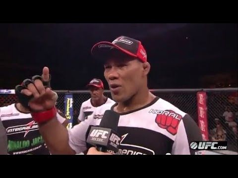 Fight Night Jaragua: Jacare Souza Post-fight Interview - http://thunderbaylive.com/fight-night-jaragua-jacare-souza-post-fight-interview/