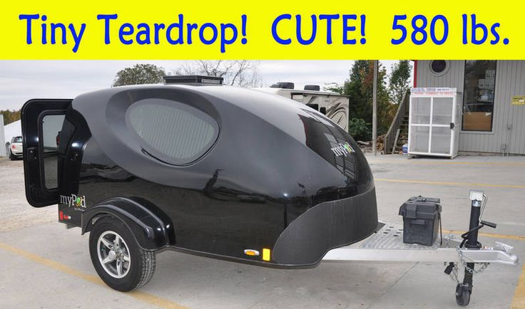 2017 Little Guy myPod MAX, Travel Trailers RV For Sale in Laurie, Missouri | AOK RV Sales & Service | RVT.com - 132620