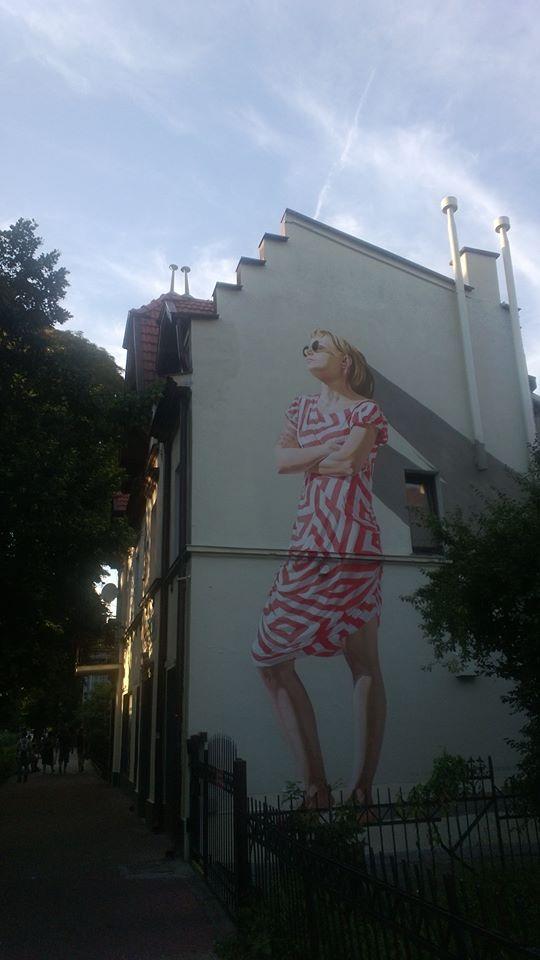 street art, Sopot, Poland