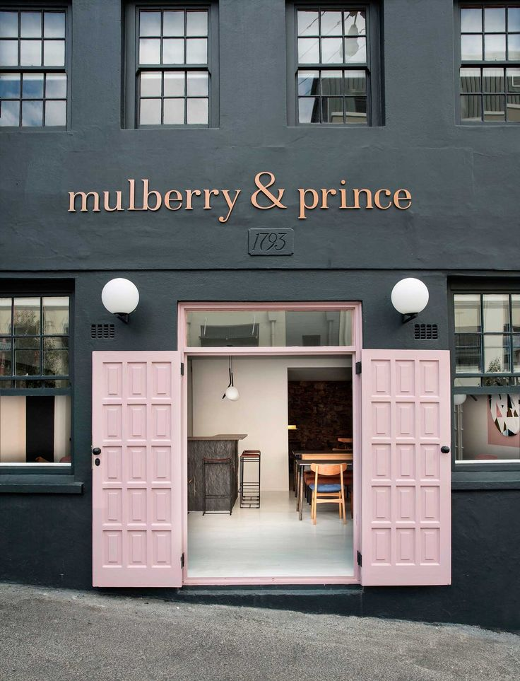Mulberry Prince Restaurant In Cape Town By Atelier Interiors
