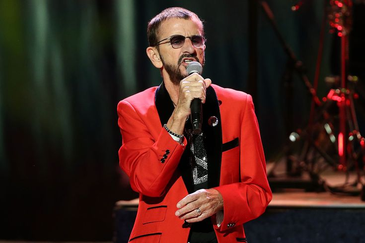 Ringo Starr of Ringo Starr & His All Starr Band performs at Thousand Oaks Civic Arts Plaza on November 11, 2016 in Thousand Oaks, California. (Photo by Jeff Golden/Getty Images)