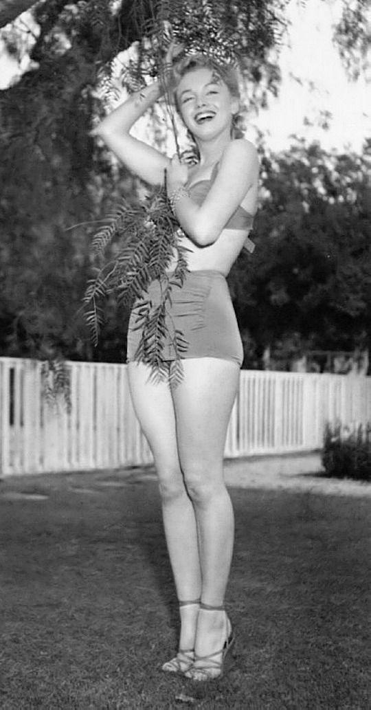Pero que linda era Norma Jeane