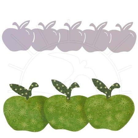 Régua para Barrados Frutas e Legumes Isamara Custódio - Bazar Horizonte