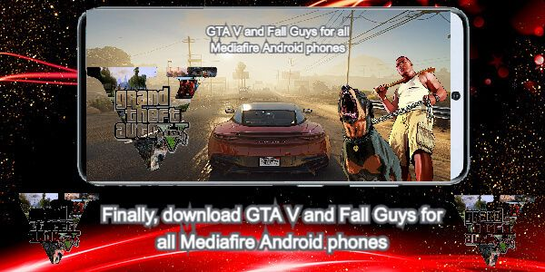 Finally Download Gta 5 Full Game Google Drive Android And Fall Guys For All Mediafire Android Phones Gta 5 Apk Obb D Game Google Best Android Games Full Games
