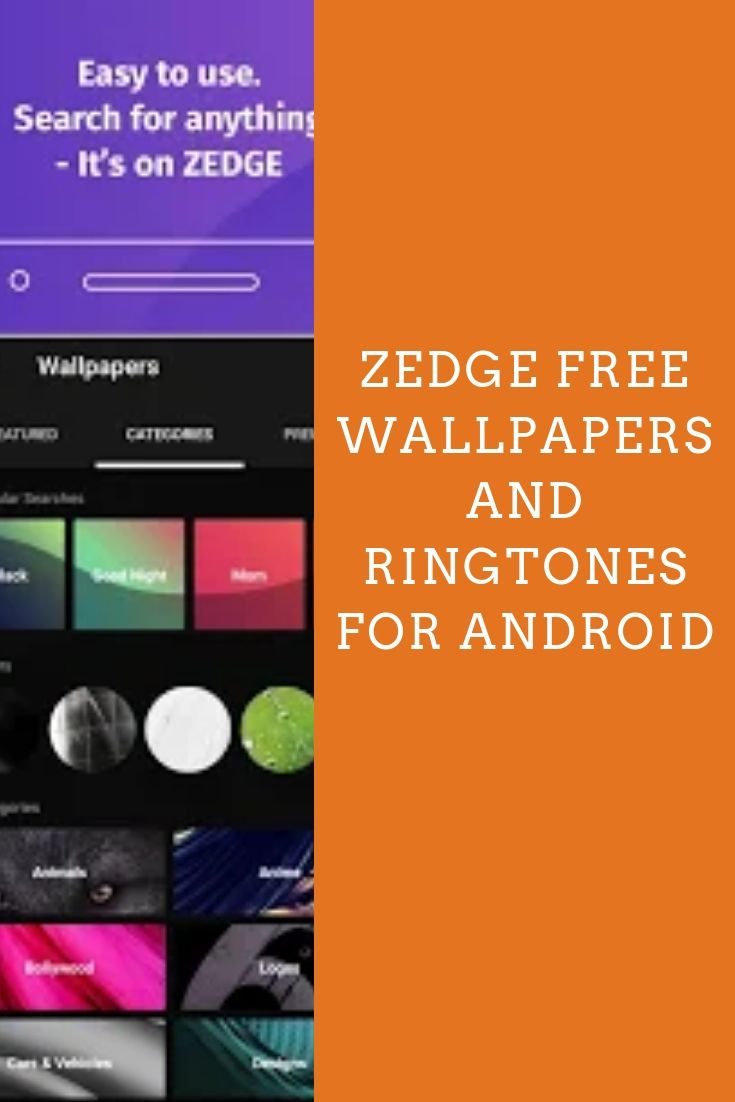 Zedge The Free Wallpapers And Ringtones For Android Ringtones For Android Ringtones Free Wallpaper