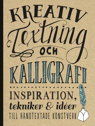 Tukan Förlag - Kreativ textning och kalligrafi av Gabri Joy Kirkendall