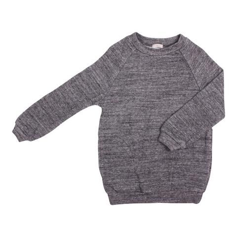 Makie Pullover Sweater Lucas Charcoal