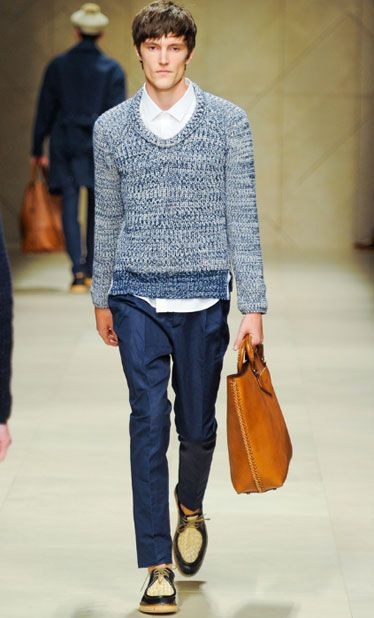 Fashion Week Trends Fall Winter 2013 - New Fashion Week Trends For Men - Esquire