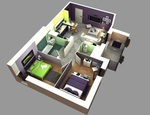 38 best Sims Freeplay House Ideas images on Pinterest | House template Bedroom apartment and Floor plans & 38 best Sims Freeplay House Ideas images on Pinterest | House ...
