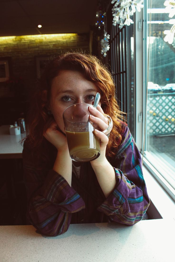 Coffee shop shenanigans