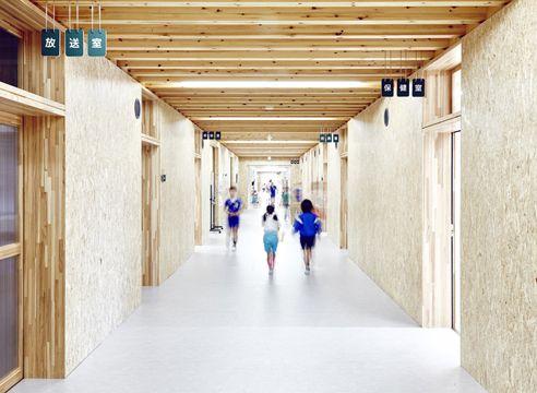 つくばみらい市陽光台小学校 Sign 2015 2015年4月に茨城県つくばみらい市に新設されました 「陽光台小学校」のサイン計画を担当しました。.jpg