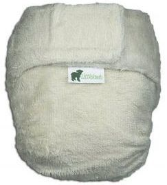 Little Lamb.  I've tried their cotton, bamboo and micro fibre nappies.  Micro fibre I'd say are great for very little ones as they virtually come out dry from the washing machine, but then move on to bamboo or cotton for better absorbency.  If you don't want to go for an all in one (best containment and less plastic as only one wrap required per several nappies), these are the best.  Very good shape and fit, and their wraps are definitely in my opinion the best in the market.  No leakages…