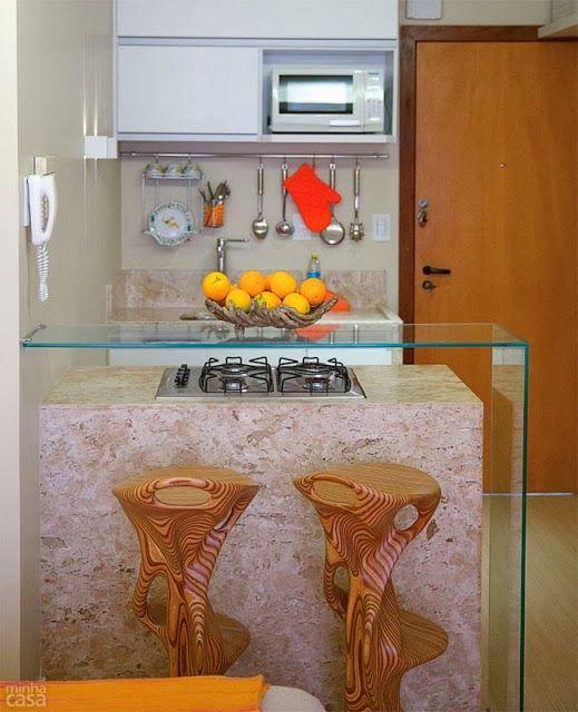 decoracao alternativa de casas : decoracao alternativa de casas:alternativa pra cozinha americana #1