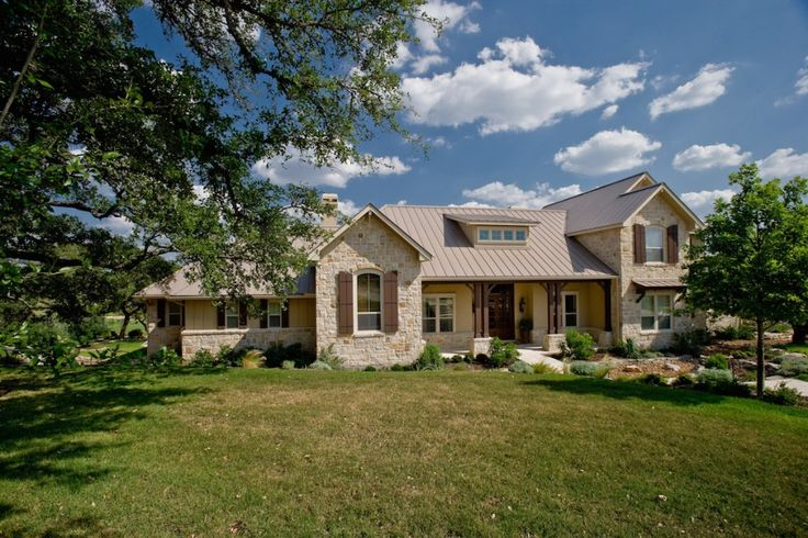 116 best texas hill country homes images on pinterest for Hill country custom homes