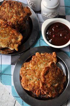 Kotlety siekane z kurczaka i pieczarek