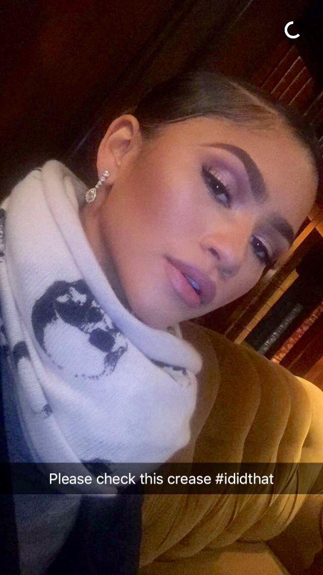 Zendaya makeup always on point She Slays