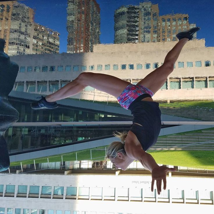 Jessie Graff Changing Perspective
