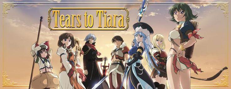 Tears to Tiara (TV) - Anime News Network