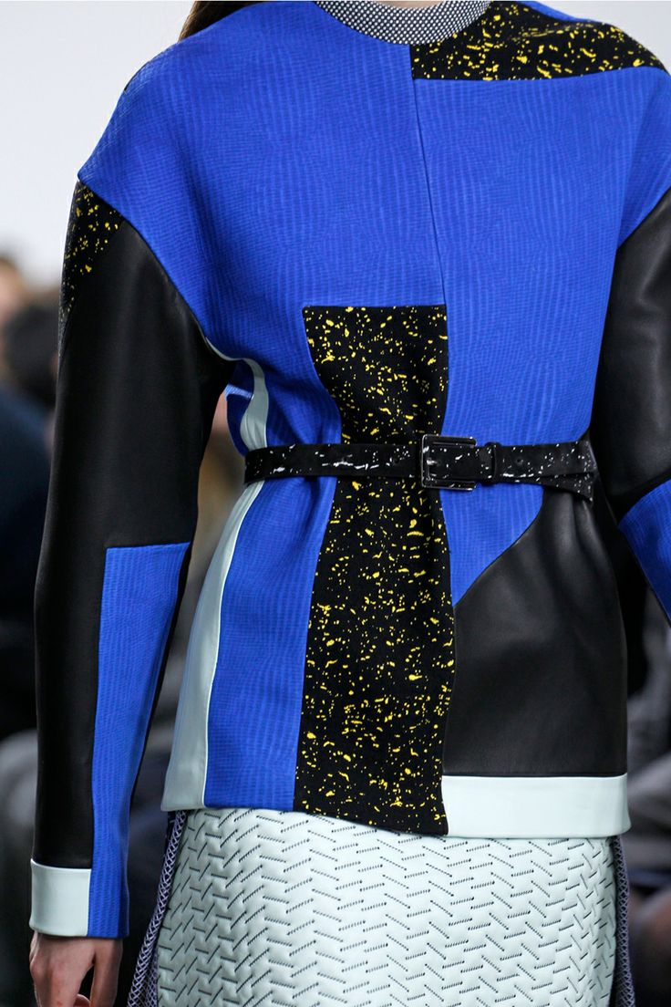 Proenza Schouler Fall 2014 RTW - Details - Fashion Week - Runway, Fashion Shows and Collections - Vogue