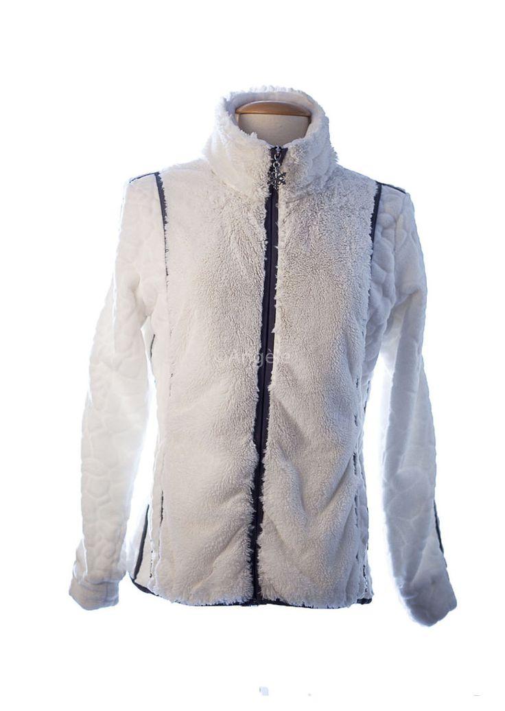 Petite veste polaire femme