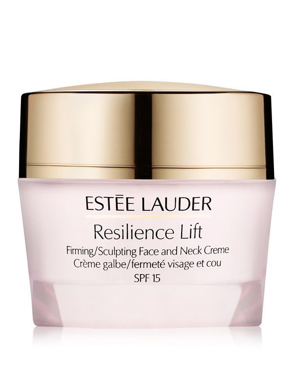 Estee Lauder Resilience Lift Firming/Sculpting Face and Neck Creme Broad Spectrum Spf 15 2.5 oz.