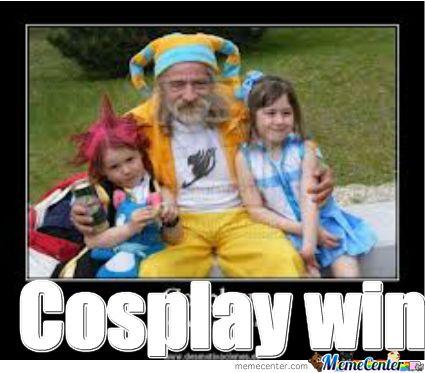 Marakow, Natsu, Erza Cosplay ... Fairy Tail Cosplay