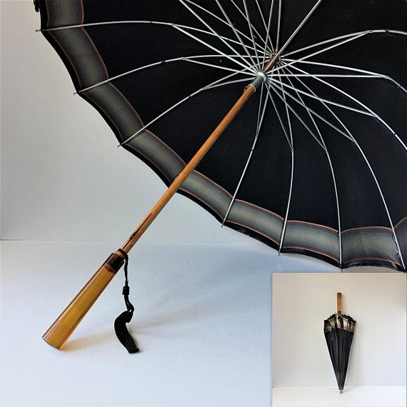 Your Place To Buy And Sell All Things Handmade Vintage Umbrella Ladies Umbrella Umbrella