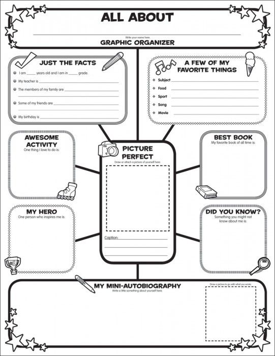 best teaching resources graphic organizers images  classroom