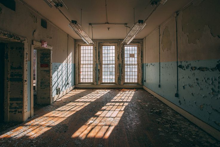 Central State Lunatic Asylum | Shannon O'Toole | Flickr