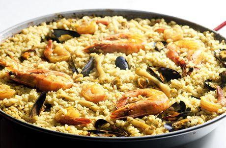 Tradiční španělská paella | na serveru Lidovky.cz | aktuální zprávy
