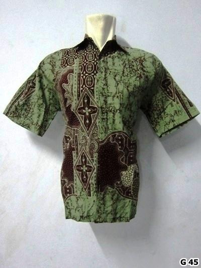 KODE G45 | IDR 70.000 | Bahan : katun prima, batik sablon kombinasi | Size M, L, XL | Hotline : 081333303545 | BB Pin 2128117C.